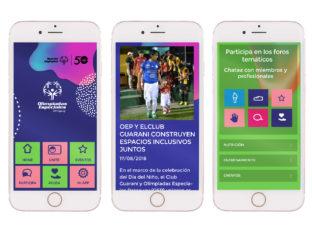 Special Olympics App