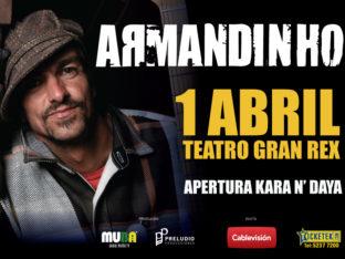 Armandinho Wall Paper