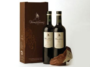 Viñas de Narvaez packaging