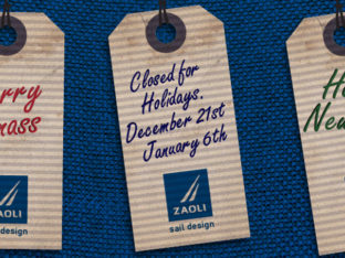 Zaoli Closed for holidays